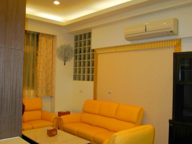 木工裝潢-沙發背景牆裝潢