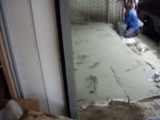 抿石子水泥工程