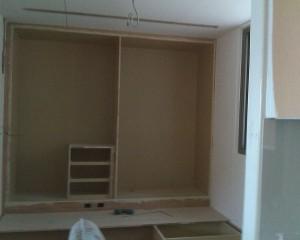 木工裝潢和室衣櫃施工