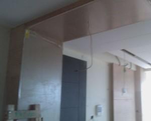 木工裝潢造形牆施工