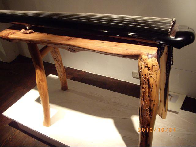 木工作品-檜竹
