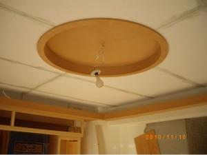 圓形天花板