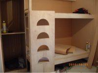 木工裝潢-上下床舖