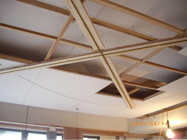 專業的橢圓型天花板施工