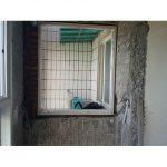 水泥工程-原有牆面拆除