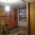 木工裝潢-書櫃修改
